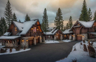 $6.395 Million Mountaintop Home In Truckee, CA