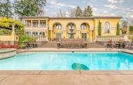 $6.3 Million Mediterranean Home In Clyde Hill, WA