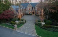 $3.5 Million Brick & Stone Mansion In Atlanta, GA