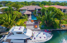 $11.5 Million Waterfront Home In Miami, FL
