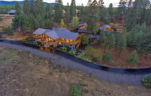 Redtail Springs Ranch – A 205 Acre Estate In Greenacres, WA