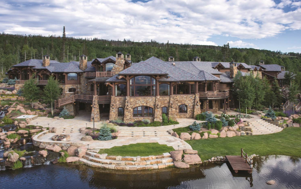 aspen grove ranch a 350 acre estate in kremmling co