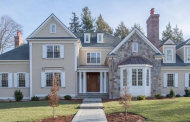 $4.498 Million Newly Built Colonial Home In Chestnut Hill, MA