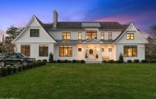 $12.995 Million Newly Built Shingle Home In Southampton, NY