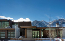$32 Million Newly Built Contemporary Mansion In Aspen, CO