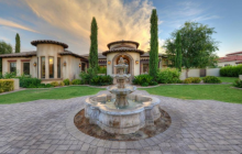 $3.4 Million Stucco Home In Paradise Valley, AZ
