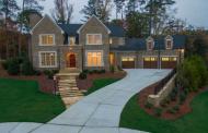 Newly Built Brick & Stone Home In Atlanta, GA