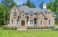 $1.2 Million Newly Built Brick & Stone Home In Midlothian, VA