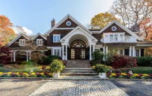 $4.8 Million Shingle Home In Old Westbury, NY