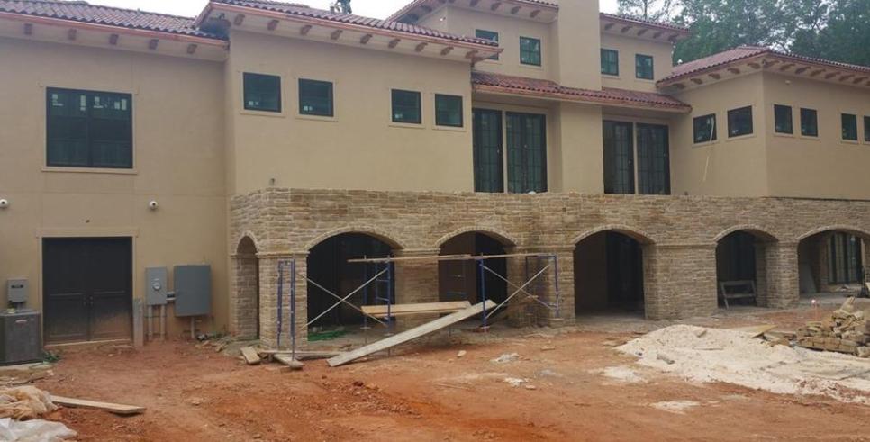 26 000 Square Foot Newly Built Estate In Atlanta Ga
