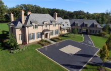 Rent This Newly Built Brick Mansion In Lake Forest, IL