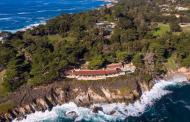 $49 Million Oceanfront Estate In Pebble Beach, CA
