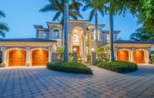 $4.295 Million Mediterranean Waterfront Home In Longboat Key, FL