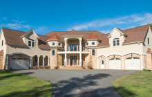 $1.5 Million Colonial Mansion In Woodford, VA
