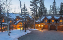 $7.95 Million Mountaintop Estate In Mountain Village, CO