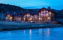 $8.775 Million Stone Home On 38 Acres In Snowmass, CO