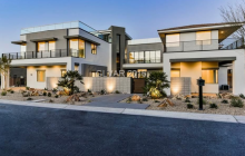 12,000 Square Foot Contemporary Mansion In Henderson, NV