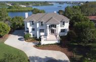 $3.9 Million Waterfront Brick Home In Tarpon Springs, FL