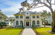 $3.25 Million Newly Built Waterfront Home In Beaufort, SC
