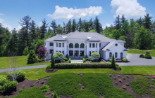 12,000 Square Foot Mansion In Bedford, NH