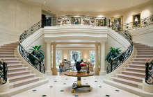 $29.95 Million Mediterranean Mansion In Beverly Hills, CA