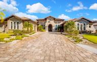 $1.9 Million Mediterranean Stucco Home In Parrish, FL