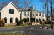 12,000 Square Foot Newly Built Brick & Stone Mansion In Potomac, MD