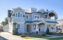 $3.395 Million Shingle Home In Stone Harbor, NJ