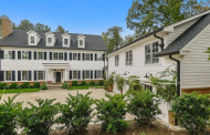 11,000 Square Foot Newly Built Colonial Mansion In McLean, VA