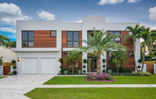 $2.2 Million Newly Built Contemporary Home In Boca Raton, FL