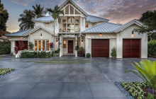 $5.225 Million Newly Built Home In Naples, FL