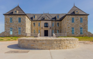 Newly Built French Inspired Stone Home In Richmond, TX