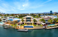18,000 Square Foot Waterfront Mansion In Queensland, AU