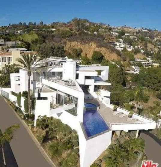 Modern Homes Los Angeles California: $15.95 Million Modern Home In Los Angeles, CA
