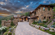 $24.9 Million Newly Built Stone & Wood Mansion In Vail, CO