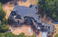 30,000+ Square Foot Mega Mansion Under Construction In Potomac, MD