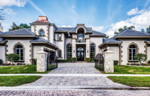 $2.495 Million Lakefront Home In Boca Raton, FL