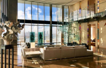 $65 Million Penthouse In Miami Beach, FL
