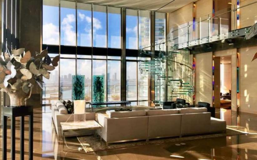 $65 Million Penthouse In Miami Beach, FL
