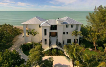 $7.8 Million Beachfront Home In Sarasota, FL
