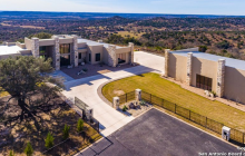 $4.25 Million Contemporary Home On 28 Acres In Comfort, TX