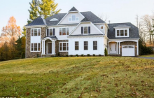 $2.75 Million Newly Built Colonial Home In McLean, VA