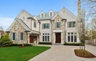 $3 Million Brick & Stone Home In Glencoe, IL