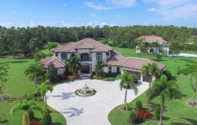 $2.775 Million Mediterranean Home On 5 Acres In Lake Worth, FL