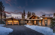 $9.3 Million Newly Built Mountaintop Home In Truckee, CA