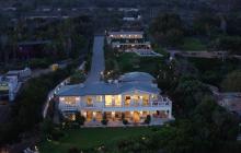 $57.5 Million Newly Built Bluff-Top Estate In Malibu, CA