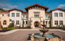 $13.5 Million Newly Built Lakefront Mansion In Windermere, FL