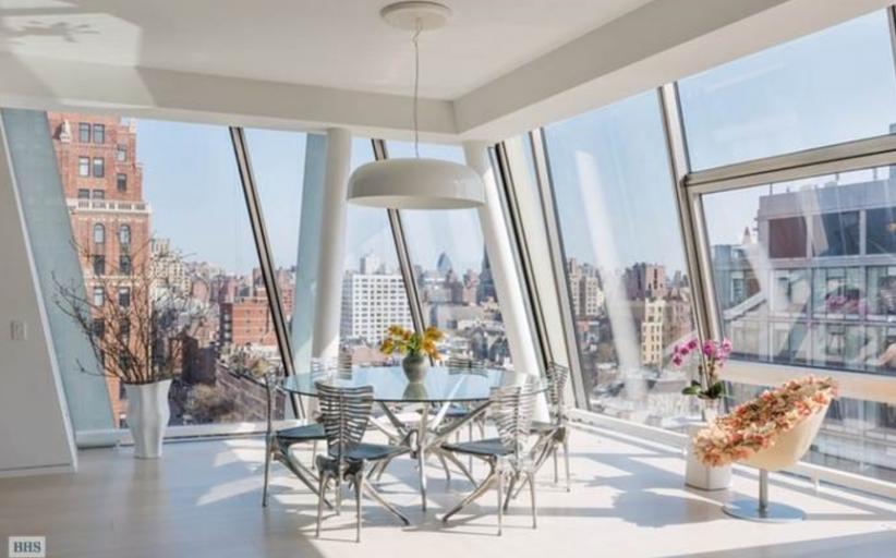 $9.5 Million Apartment In New York, NY