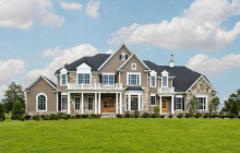 $1.395 Million Newly Built Colonial Home In Centreville, VA