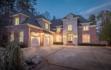 $1.265 Million Brick Home In Roswell, GA